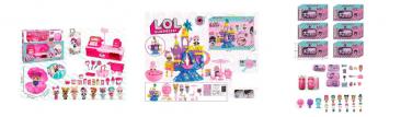 Новая серия кукол L.O.L.