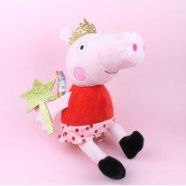Игрушка Игрушка Свинка Пеппа принцеса, мягкая игрушка производитель Копыця, Украина