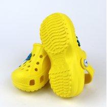 Детские желтые кроксы оптом для детей Crocs тм Vitaliya