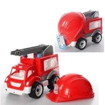 Игрушка Малыш Пожарник тм ТехноК KM3978T