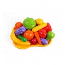 """Игрушка """"Набор фруктов и овощей ТехноК"""", арт. для детей"""