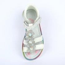 Нарядные белые детские босоножки для девочки тм Том.м (27-32)
