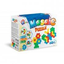 Игрушка мозайка-пазлы Бджілка 60 элементов тм ТехноК KM2995T