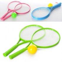 """Игрушка пластмассовая """"Детский набор для игры в теннис"""" для детей"""