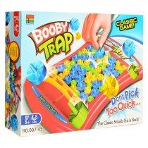 Настольная игра ловушка, игровое поле, фишки, в кор-ке, 37,5-26-7см для детей