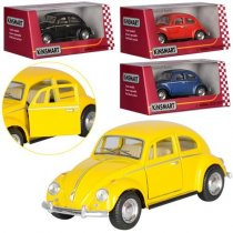 """Игрушка Машина металл   """"Volkswagen Classical Beetle 1967"""" в кор. 16*8,5*7,5см"""