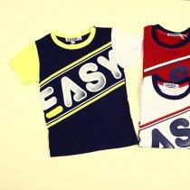Детская футболка для мальчика Easy тм Glassbear