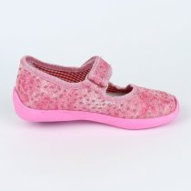 Розовые тапочки для девочки в садик тм Vitaliya