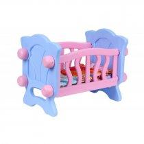 Игрушечная Кроватка для куклы тм ТехноК KM4166