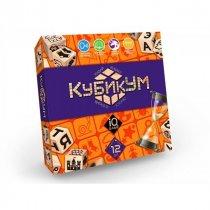 "Розважальна гра ""КубикУм"" укр (6) KMG-KU-01U"