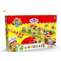 Тесто для лепки Master Do ШЕФ-повар суши тм Danko Toys KMTMD-10-02
