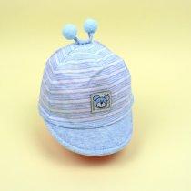 Детская кепка панамка мальчику Мишка с подкладкой р.44