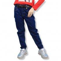 Детские джинсы мальчику с поясом тм Resser Denim