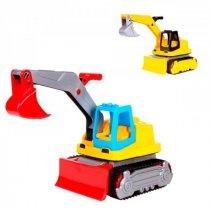 Игрушка Трактор ТехноК KM6276