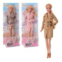 Игрушка Кукла DEFA   30см, 3вида, в еор-ке, 13-32-6см