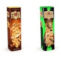 """Развивающая настольная игра """"POWER TOWER"""" укр (6), РТ-01U для детей"""