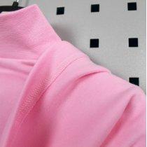 Водолазка с начесом детская Розовая тм Jefix