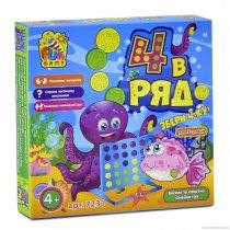Игра 4 в ряд в коробке FUN GAME для детей и взрослых