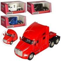 """Игрушка Модель грузовик 5""""  KENWORTH T700 метал.инерц.откр.дв.1:36 кор./96/"""