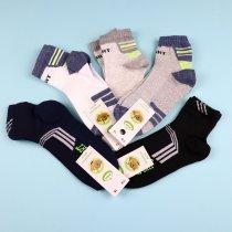 Детские носки для мальчика с рисунком Спорт сетка тм ЕКО