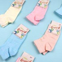 Детские носки для девочки укороченые сетка тм Елегант размер 18