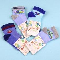 Детские носки для мальчика Транспорт сетка тм Елегант