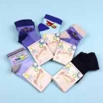 Детские носки для мальчика Транспорт сетка р.10 тм Елегант