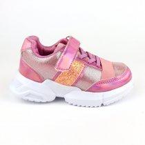 Розовые Кроссовки для девочки тм Boyang
