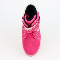 Осенние Ботинки  для девочки тм Bi&Ki замш