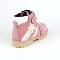 Ботинки демисезонные для девочки розовые тм Bi&Ki