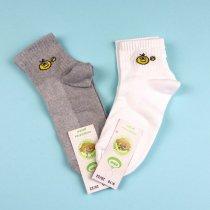 Детские носки для девочки с рисунком сетка тм ЕКО