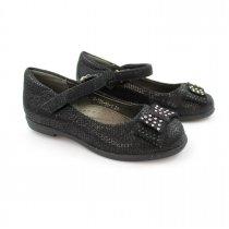 Туфли для девочки Черные Бант тм Том.м