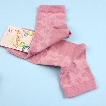 Детские носки для девочки однотонные сетка тм Елегант размер 22