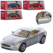 "Игрушка Машина металл  ""Jaguar XK Coupe"" в кор. 16*8,5*7,5см"