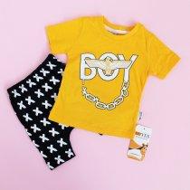 Набор футболка и шорты для мальчика Boy