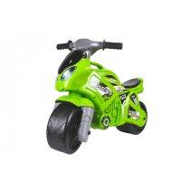 Мотоцикл каталка зеленый ТехноК KM6443T