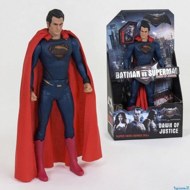 Игрушка Супер Герой Супер Мэн в коробке