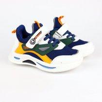 Кроссовки для мальчика синие с белым тм Том.М