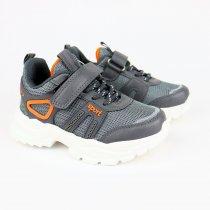 Детские серые кроссовки для мальчика тм Boyang