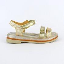 Золотые босоножки для девочки тм Том.м (32-37)