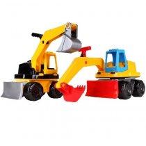 Игрушка машинка Трактор тм ТехноК KM6290T