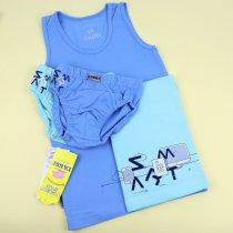 Детский комплект белья для мальчика Гаджеты тм Gabbi