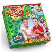 Тесто для лепки Master Do 30 цветов по 20г укр. тм Danko Toys KMTMD-03-06