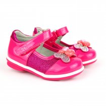 Туфли лаковые розовые для девочки  тм Том.м