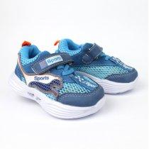 Летние кроссовки для мальчика тм Том.м голубого цвета