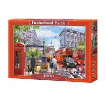 Пазлы Весна в Лондоне Castorland 2000 элементов KMC-200788