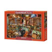 Пазлы Лавка мелочей Castorland 2000 элементов KMC-200771
