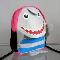 Детcкий рюкзак Акула 30*25*10см