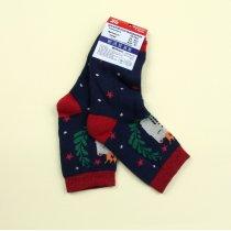 Детские носки махровые для девочки тм Виатекс размер 20