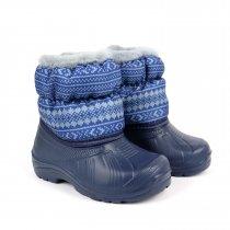 Детские сапоги дутики для мальчика зимние тм Vitaliya